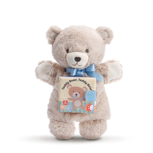 Teddy Bear, Teddy Bear Puppet Book