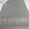 """Chilewich Basketweave Table Runner Aluminum 14"""" x 72"""""""