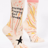 Mother Fucking Girl Power Women's Socks