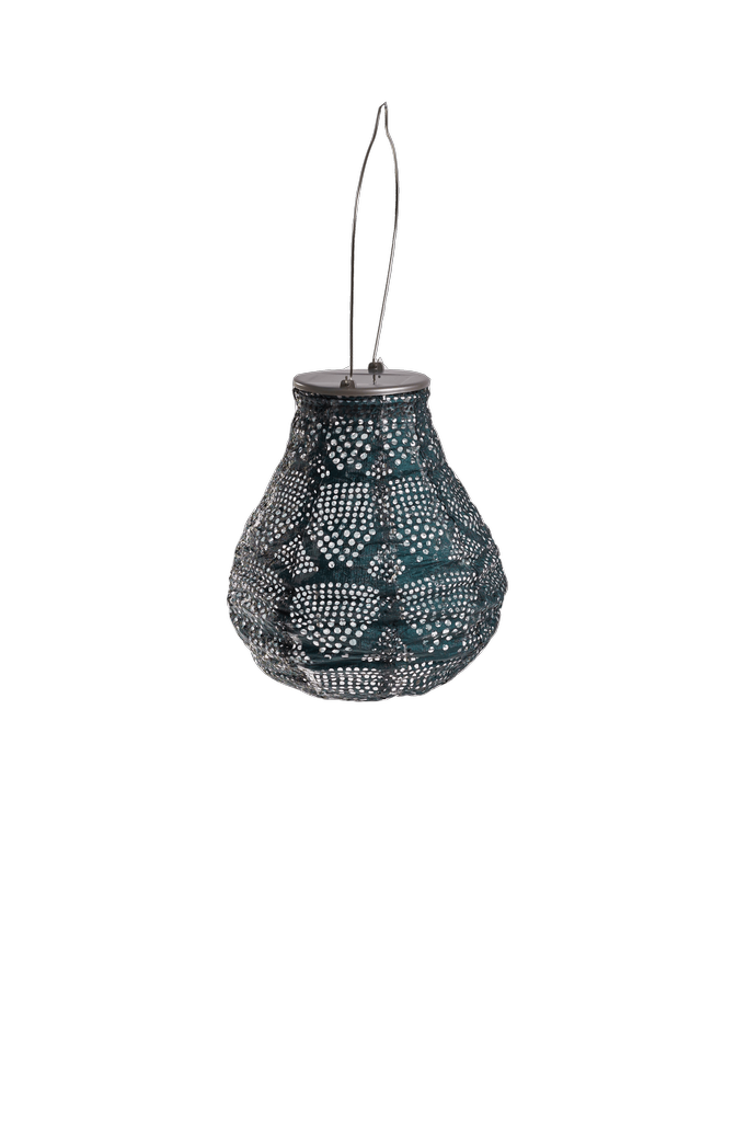 Stella Solar Lantern - Bulb Ink Wave