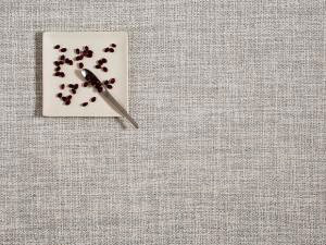 """Chilewich Boucle Table Mat - Mist 14"""" x 19"""""""