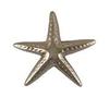"Starfish Door Knocker - 7""H x 6.5""W x 2""D"