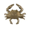 "Crab Door Knocker - 6""H x 7""W x 2.25""D"