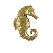 """Seahorse Door Knocker - 6""""H x 4.5""""W x 1.5""""D"""