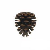 """Pine Cone Door Knocker - 6""""H x 5""""W x 2.5""""D"""