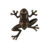 """Frog Door Knocker - 6""""H X 5.5""""W X 2""""D"""