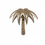 "Palm Tree Door Knocker - 5.75""H X 5.75W X 2.5""D"