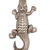 """Alligator Door Knocker - 7.25""""H X 3.75""""W X 2""""D"""