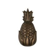"Hospitality Pineapple Standard Door Knocker - 6.25""H x 3""W x 1.5""D"