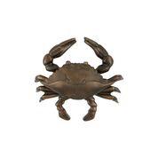 """Crab Standard Door Knocker - 6.5""""H x 3""""W x 1.5""""D"""