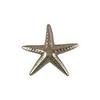 """Starfish Standard Door Knocker - 4.75""""H x 5""""W x 1.5""""D"""