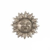 """Smiling Sun Ringer - 3.25""""W x 3.25""""H x 3.25""""D"""