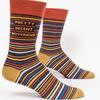 Pretty Decent BF Men's Socks