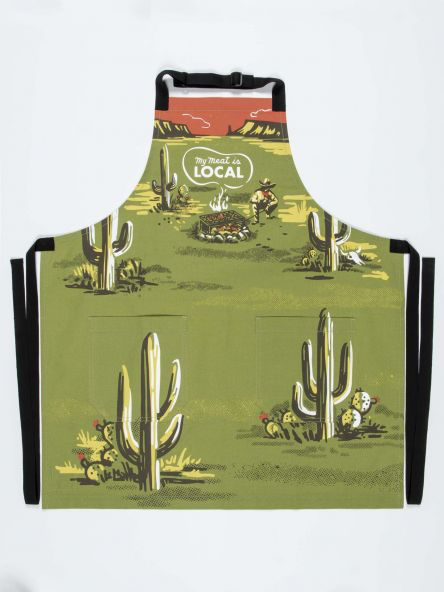 Local Meat Apron