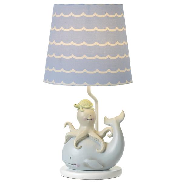 Coastal Animals Accent Lamp