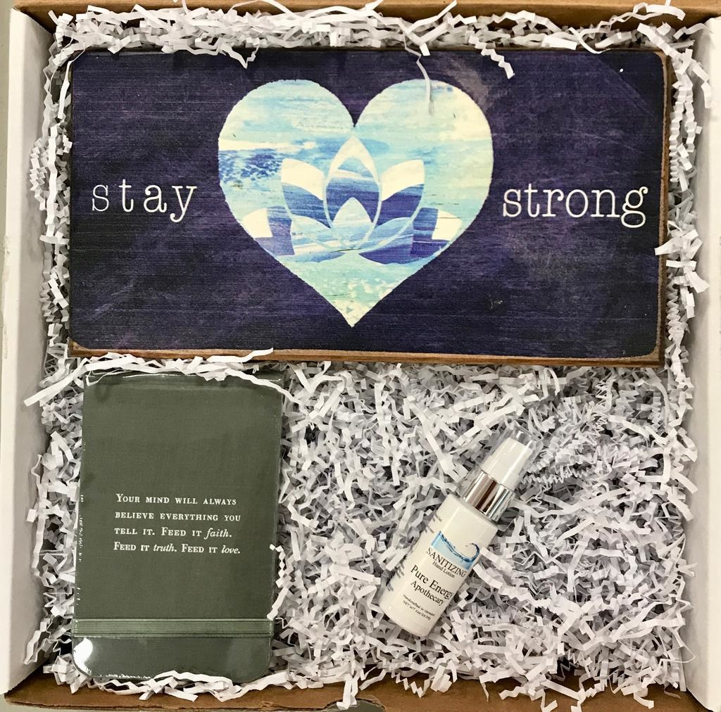 """Roots-Gift Box """"A Friend Indeed"""""""