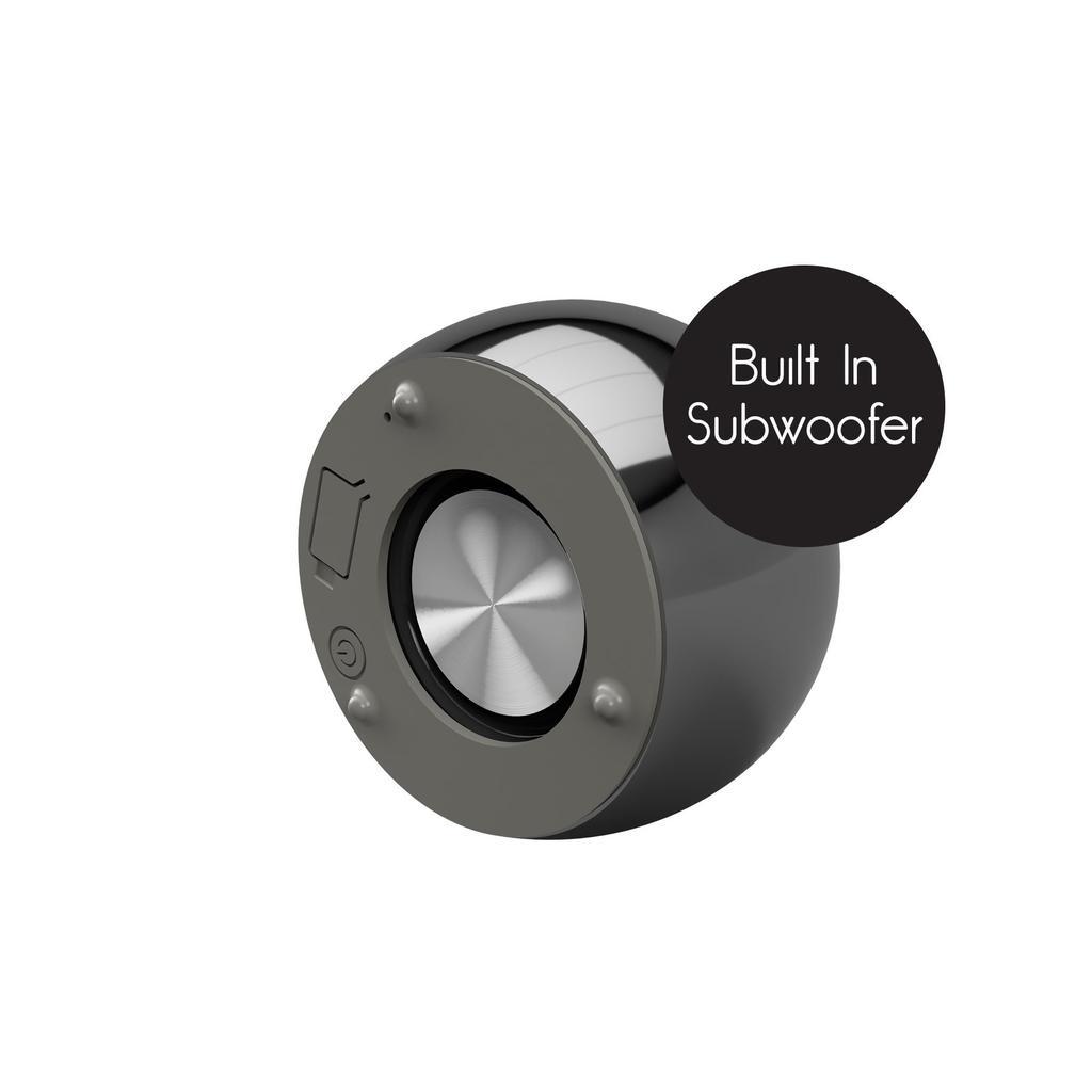 U Boost Speaker - Hematite