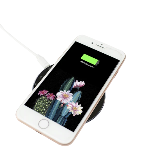 Powerpad Wireless Charger - Black