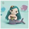 Plush Mermaid with Speak - Repeat - Body Movement