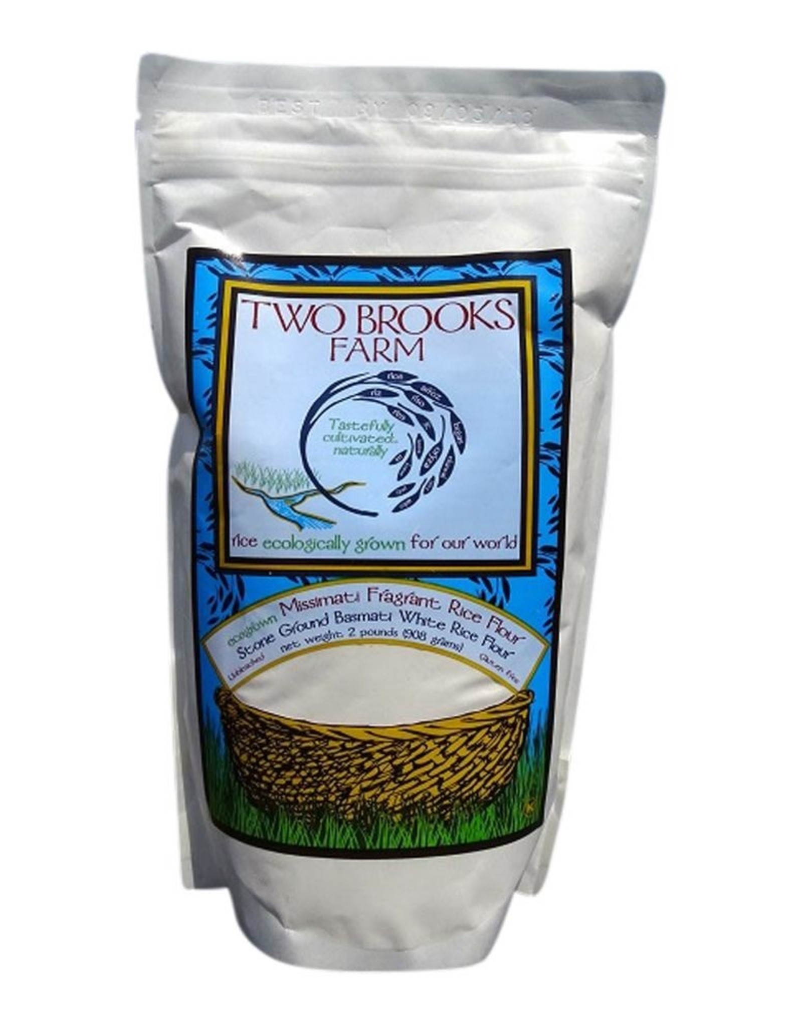 Two Brooks Farm Missimati Fragrant Rice Flour