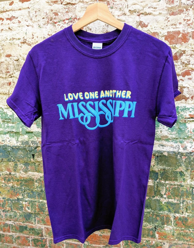Lawson King Art Love One Another T-Shirt