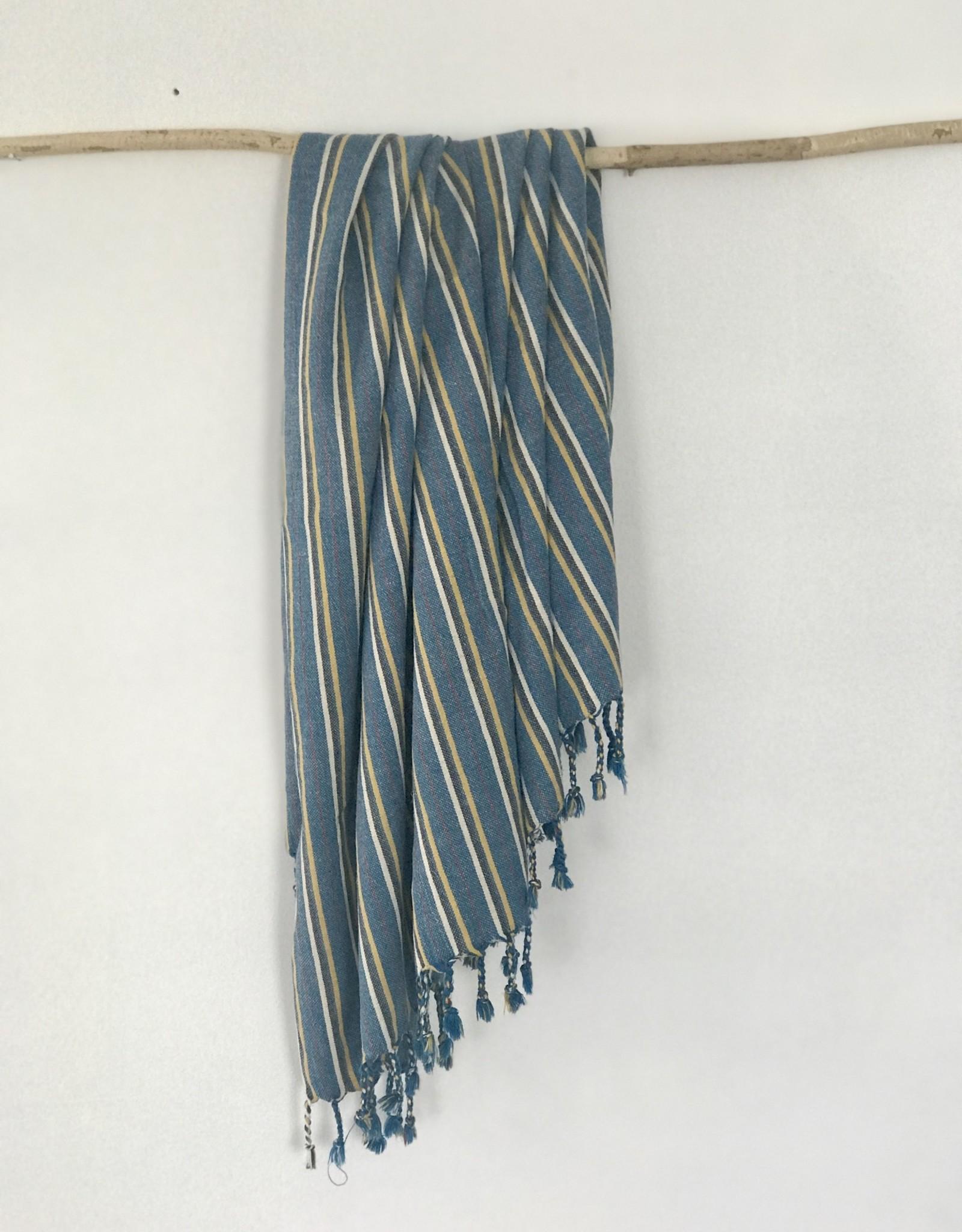 Anatoli Turkish Bath Towel/Shawl