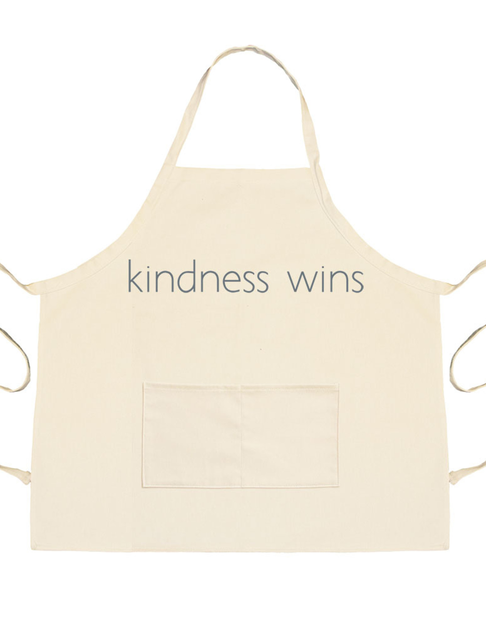 Eric & Christopher Kindness Wins Apron