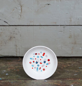 Fishs Eddy Pills Mini Dish