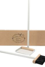 Andree Jardin Vintage-Inspired French Standing Dustpan Set