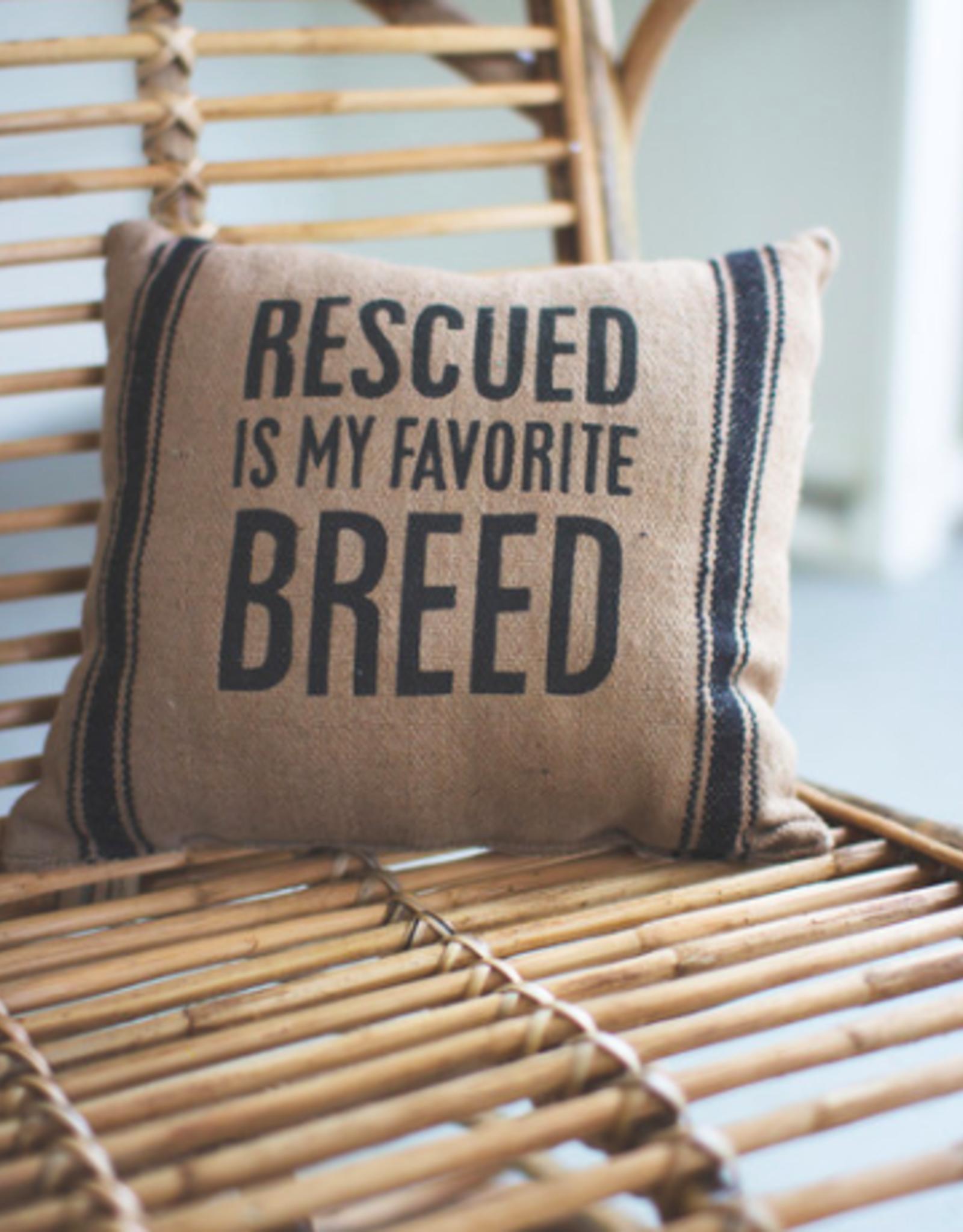 Kalalou Rescued Pillow