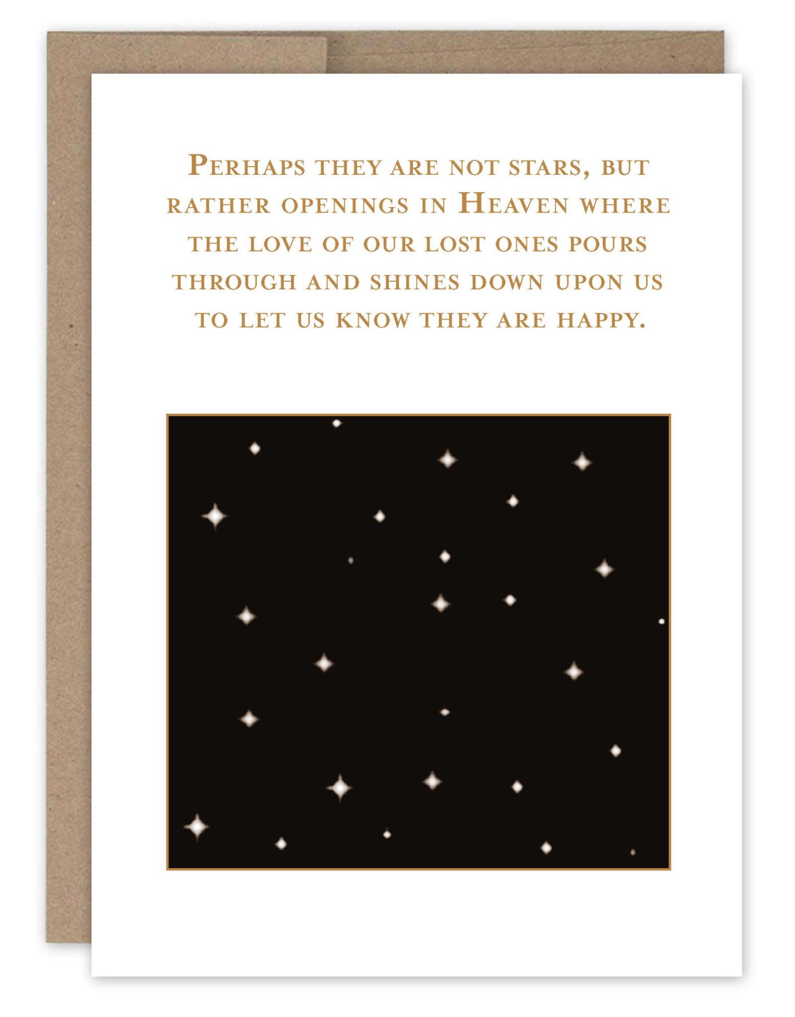 Shannon Martin Design SM050 Stars in Heaven Card