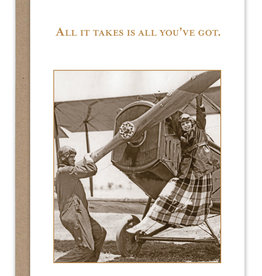 Shannon Martin Design SM674 All You've Got Card
