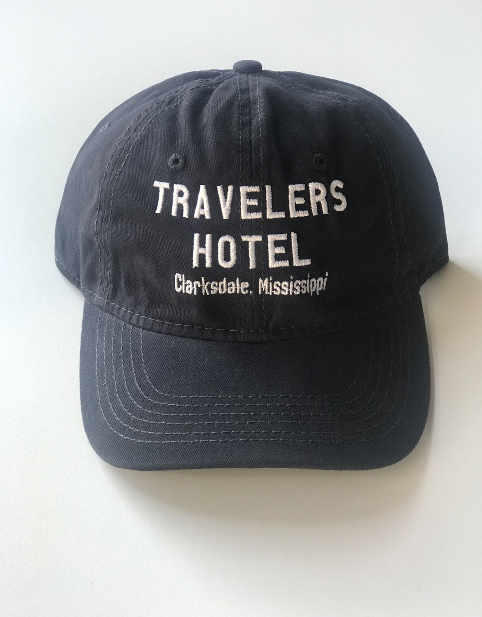 Travelers Hotel Baseball Cap