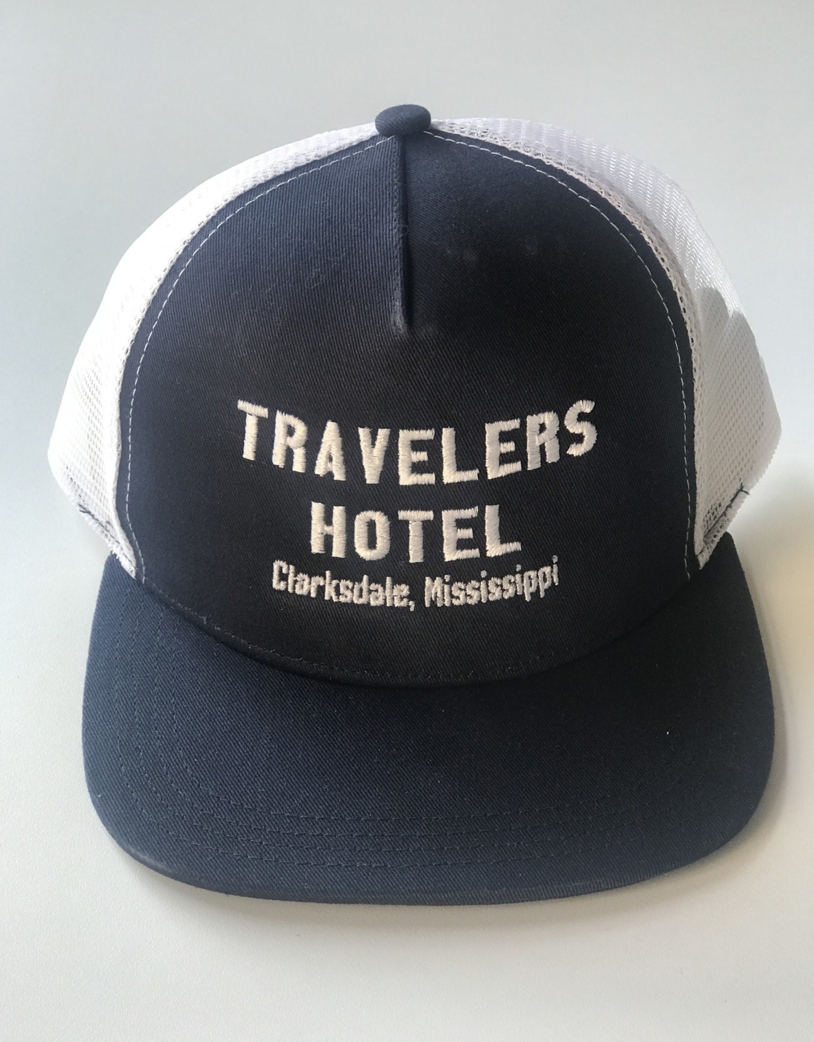 Travelers Hotel Trucker Hat