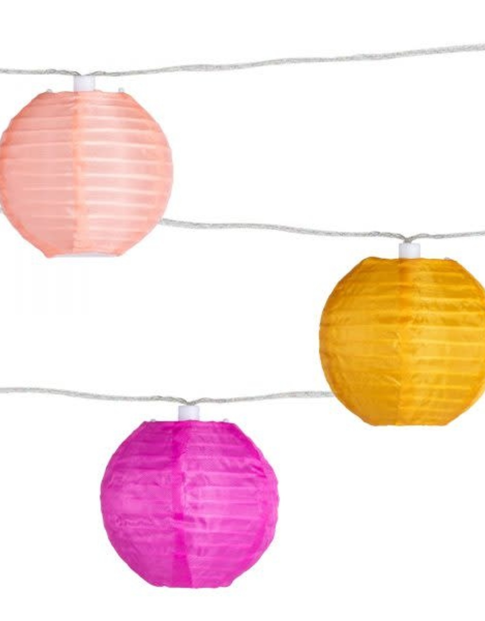 Allsop Soji String Light Peach Bellini