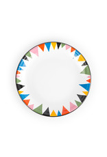 Crow Canyon SET 4 // Lisa Congdon x CCH Coupe Salad Plate