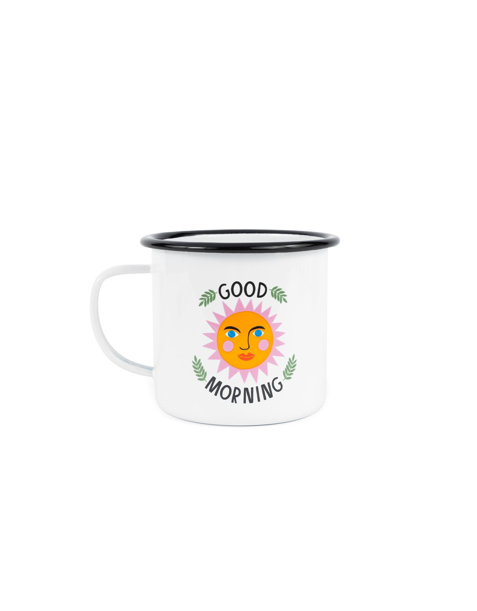 Crow Canyon Lisa Congdon x CCH 16 oz Good Morning Mug