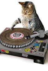 SUCK UK Cat Scratching Mat DJ