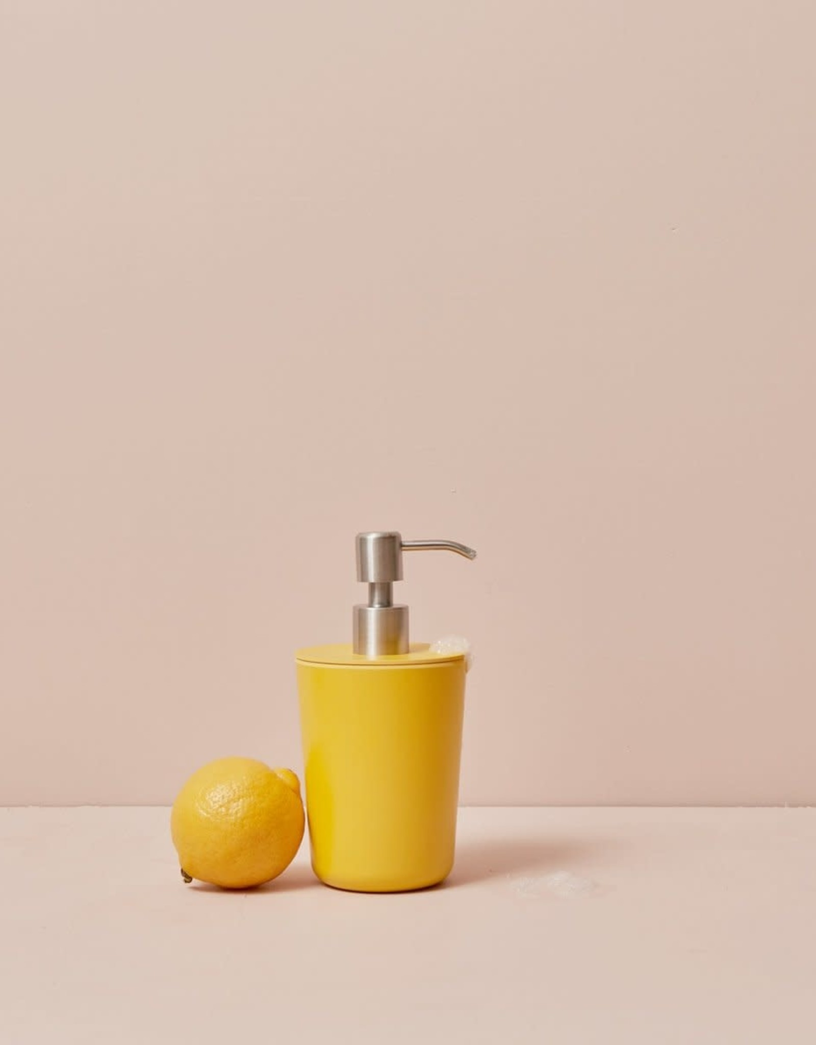 EKOBO USA Bano Soap Dispenser Lemon