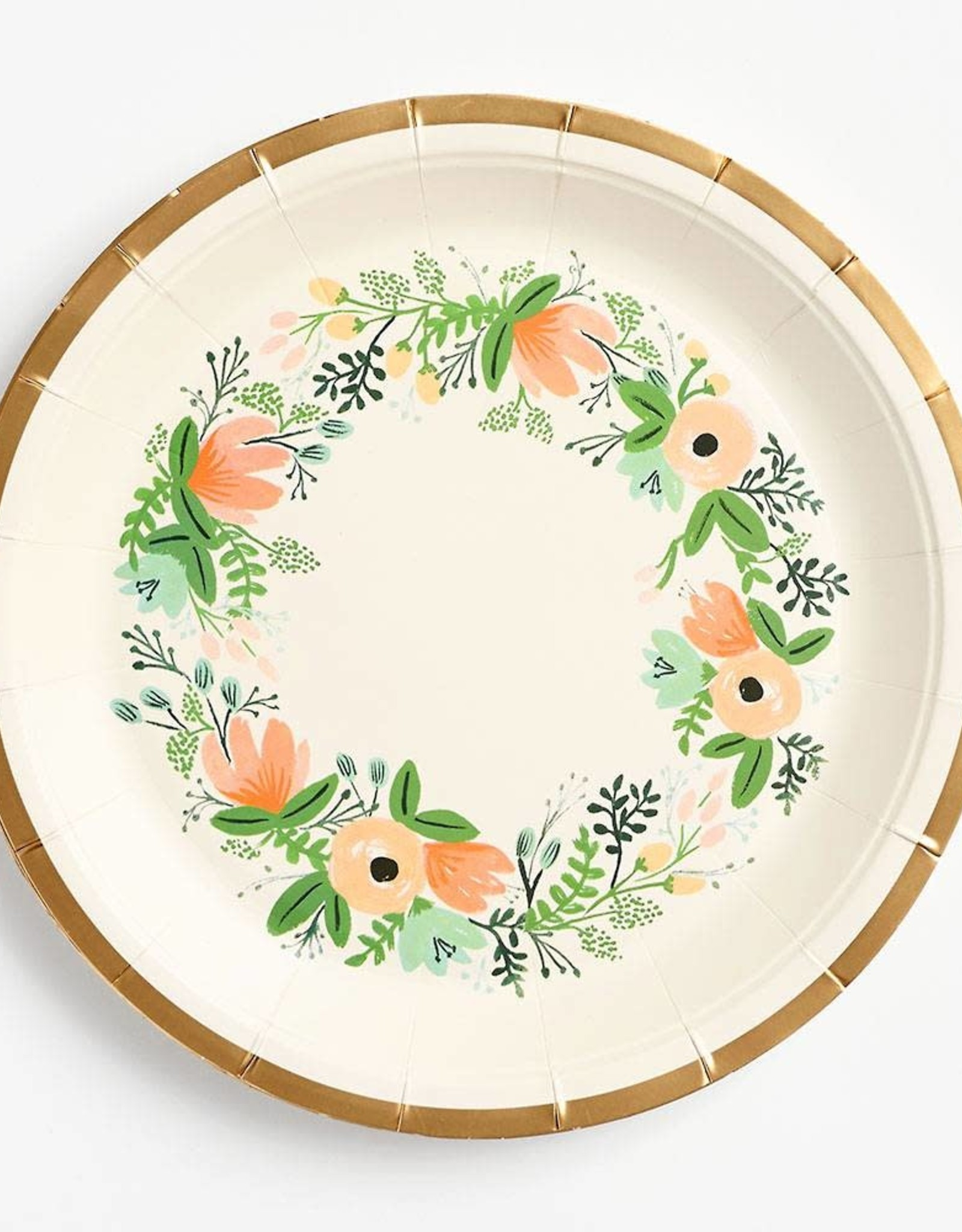 Rifle Paper Wildflower Large Plates