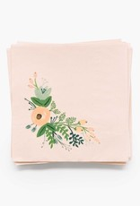 Rifle Paper Wildflower Cocktail Napkins
