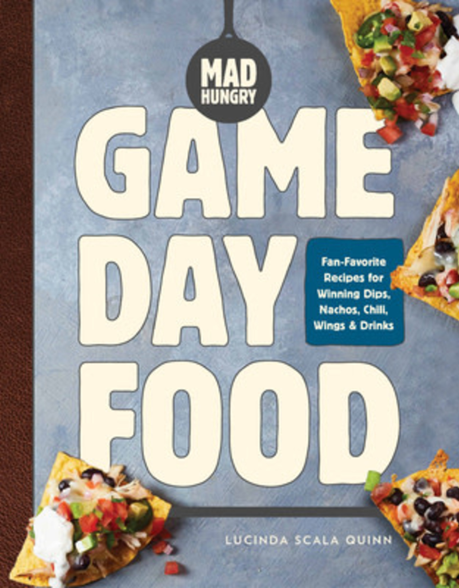 Mad Hungry: Game Day Food