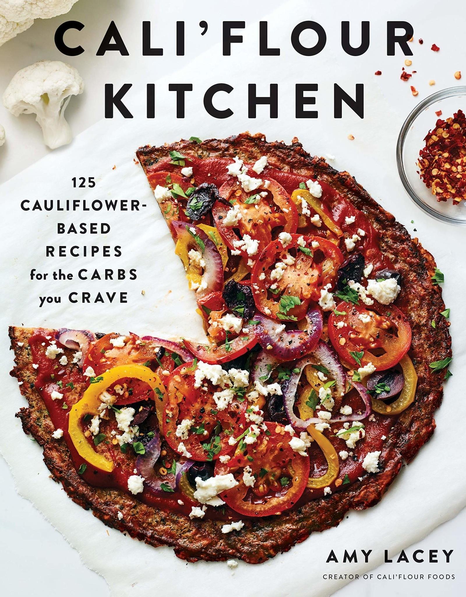 Cali'flour Foods Cali'flour Kitchen Cookbook