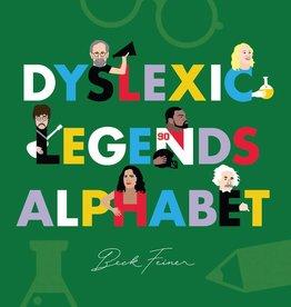 Alphabet Legends Dyslexic Legends Alphabet Book