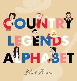 Alphabet Legends Country Legends Alphabet Book