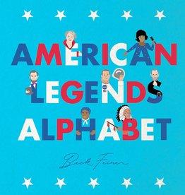Alphabet Legends American Legends Alphabet