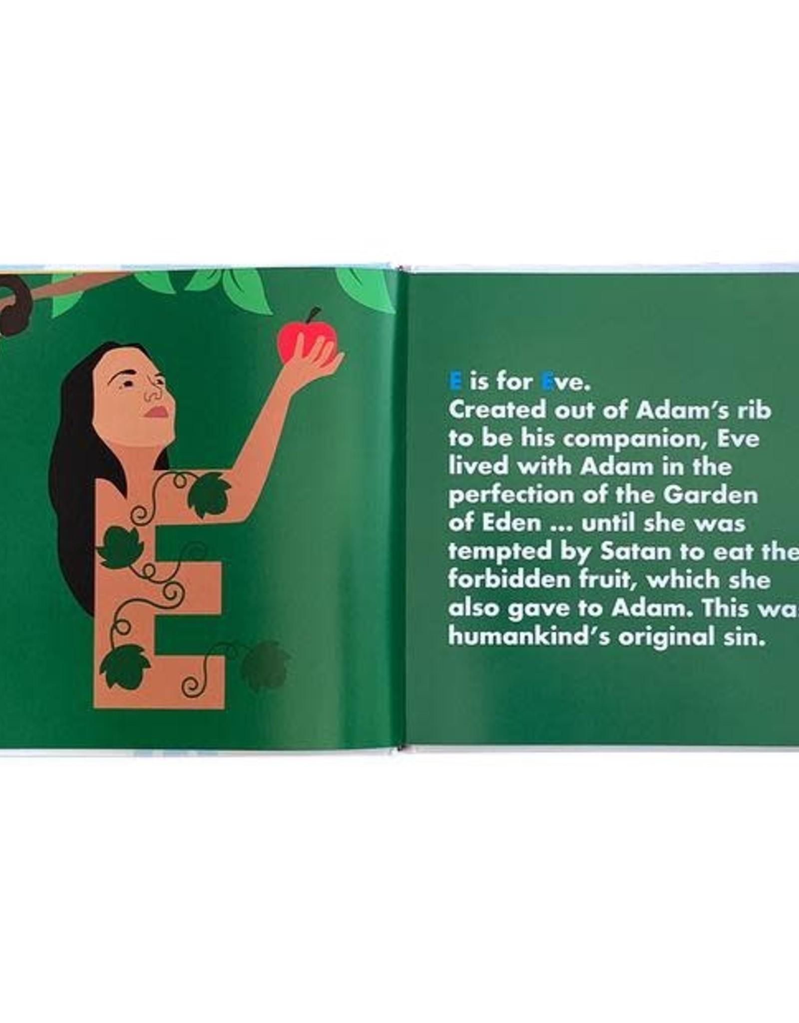 Alphabet Legends Biblical Legends Alphabet Book