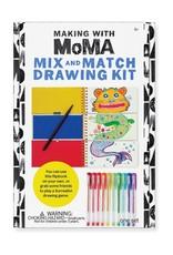 MOMA Mix & Match Drawing Book