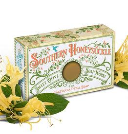 Sweet Olive Soap Works Southern Honeysuckle Soap