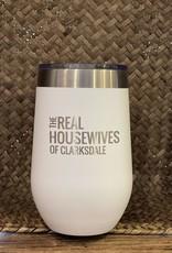 Driftless Studios Real Housewives 12 oz Wine Tumbler